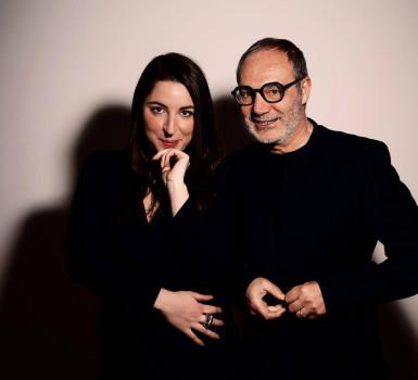 Luciana Di Virgilio e Gianni Veneziano
